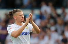 Phillips' dramatic 101st-minute equaliser sends Leeds top of the Championship