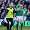 Ireland expect Johnny Sexton to 'bounce back quickly' after failing HIA