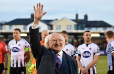 Dundalk claim the President's Cup despite O'Connor's goalscoring Cork City return