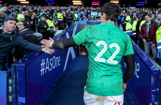 Schmidt hails Carbery's 'bravery' after steering Ireland to victory