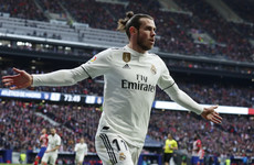 Gareth Bale hits 100th Real Madrid goal in impressive derby win