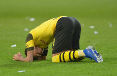 Dortmund blow three-goal lead in Bundesliga collapse against Hoffenheim
