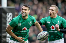 Roux and Farrell earn Schmidt praise as Ireland get 'a rise in temperature'