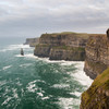 Woman airlifted to hospital after falling at Cliffs of Moher