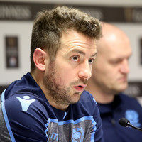 'We don't seem to see eye to eye' - Laidlaw critical of Poite's performance