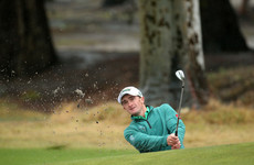 Ireland's Dunne four off the lead heading into the final round in Australia