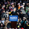 'See you on the campaign trail, Liz!': Trump responds to Elizabeth Warren's 2020 bid