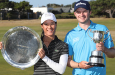 No final-day charge for Paul Dunne as Law, Boutier take Vic Open titles