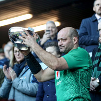 Ireland still looking for 'fluidity' despite step forward in Scotland