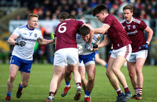 As it happened: Monaghan v Galway, Roscommon v Tyrone - Sunday football match tracker