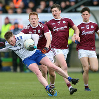 Galway edge Monaghan in dour spectacle to pick up second league win