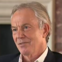 Tony Blair says no-deal Brexit could be 'devastating' for peace process