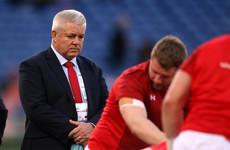 Gatland warns no-holds barred as Wales target record
