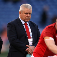 Gatland warns no-holds barred as Wales target record
