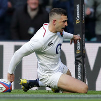 May's hat-trick helps hammer France as England move one step closer to Grand Slam
