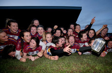 Hanniffy brace guides UL to four-in-a-row Ashbourne Cup success over UCC