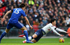 Pochettino baffled by 'unbelievable' refereeing after Son shown yellow card for diving