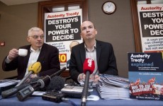 Left-wing MEPs to campaign in Ireland against Fiscal Treaty