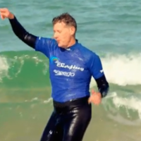 Incredible Homes viewers didn't know what to make of Dermot Bannon's surfing