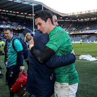 Analysis: How did Joey Carbery play after replacing Johnny Sexton?