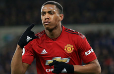 'He has the talent' - Anthony Martial can reach Ronaldo's level, says Solskjaer
