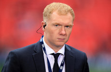 'It's great to have the best manager the world has ever seen on the end of the phone' - Scholes