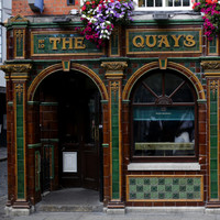 The Quays Restaurant in Temple Bar was closed after 'an active cockroach infestation' was found