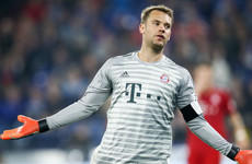 Buoyant Neuer boosts Bayern ahead of Liverpool trip