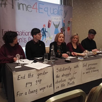 Call for mass walkouts in Ireland to protest against gender-based violence and pay gap