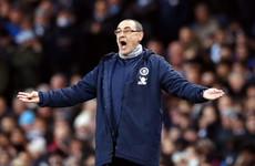 'Slightly arrogant' - Kevin Kilbane on Sarri and Chelsea's downfall against City