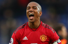 Ashley Young rewarded with contract extension by Manchester United