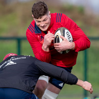 Munster boosted by the long-awaited return of Jack O'Donoghue