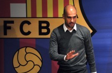 'You won't be seeing me much' - Guardiola to take time out from football