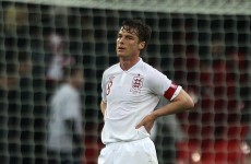 England could be without Parker for Euro 2012