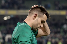 'Conor is a world class player': Van Graan not concerned by Murray's form during Six Nations