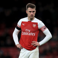 Done deal as Aaron Ramsey agrees to join Juventus next season on four-year contract