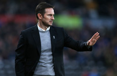 Frank Lampard refuses to consider imminent Chelsea return