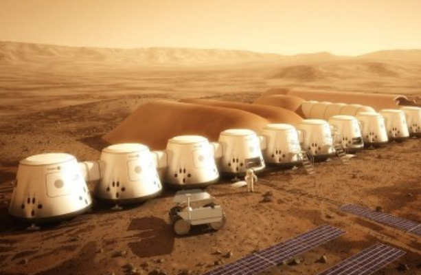 That plan to make a colony on Mars and film it for reality TV looks has gone bust