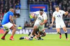 Blow for England as Mako Vunipola is ruled out for the rest of the Six Nations