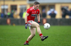 Young Cork defender set to miss league games and Sigerson semi-final after knee injury
