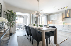 Stylish new three, four and five-bedroom homes in Lucan from €345k