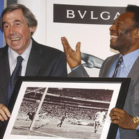 I'm glad he saved my header: Pele still in disbelief at Banks' Save of the Century