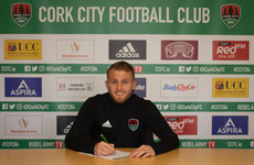 Cork City confirm signing of 'real poacher' Nash from League One Gillingham