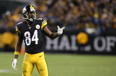 Star receiver Antonio Brown bids farewell to Steelers amid reports of trade request