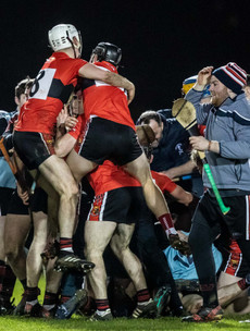 Last-gasp drama as extra-time O'Leary penalty fires UCC into Fitzgibbon final