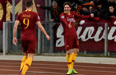 Rising star Zaniolo scores twice as Roma edge clash with Porto