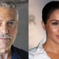 George Clooney says 'history is repeating itself' when it comes to Meghan Markle... it's The Dredge