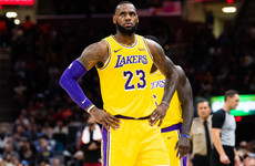 'I can throw that game in the trash' - LeBron dominates but Lakers lose again