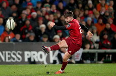 'I love those moments': Bill Johnston keen to deliver more crucial deeds for Munster