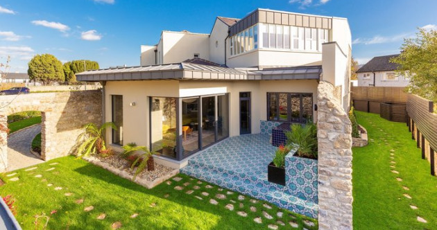 Luxury residence with avant-garde interior in a former paper mill - yours for €1.4m
